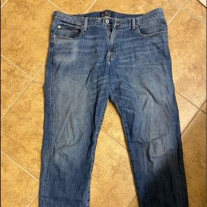 Lucky Brand 211 Original Straight Jeans